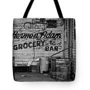 Herman Had It All Bw Tote Bag