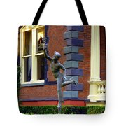 Hermes In The Garden Tote Bag