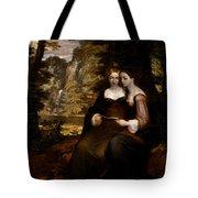 Hermia And Helena Tote Bag