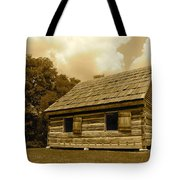 Hermitage Farmhouse 2 Tote Bag