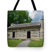 Hermitage Slave Quarters Tote Bag