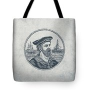 Hero Sea Captain - Nautical Design Tote Bag