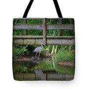Heron 14-2 Tote Bag