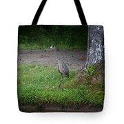 Heron 14-4 Tote Bag