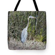 Heron Height Tote Bag