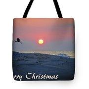 Heron Rising Tote Bag