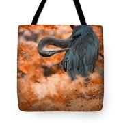 Heron Wonderland V3 Tote Bag