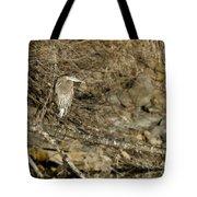 Heron's Winter's Watch Tote Bag