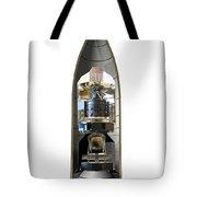 Herschel And Planck Launch Configuration Tote Bag