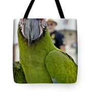 He's Behind Me Isn't He? Tote Bag