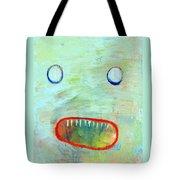 He's Just Misunderstood Tote Bag
