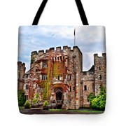 Hever Castle Tote Bag by Chris Thaxter