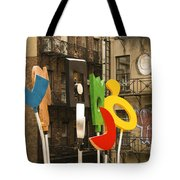 Hewitt Sculpture Tote Bag
