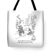 Hey, Dinwiddie Twins!  Remember Me? Drusilla Tote Bag
