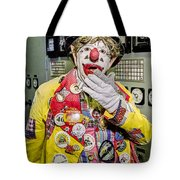 Hey Kids Here's Jp Tote Bag