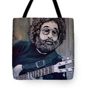 Hey Now - Blue Jerry Tote Bag