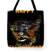 Hh Wolfman Card Style Tote Bag
