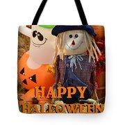 Feel Good Happy Halloween Tote Bag