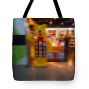 Hi Bear Tote Bag