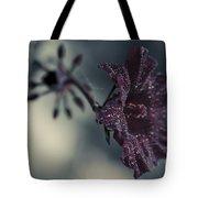 Hibiscus Acetosella Tote Bag