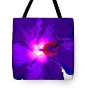 Hibiscus - Flower - Ile De La Reunion - Reunin Island Tote Bag