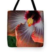 Hibiscus Key Largo Tote Bag