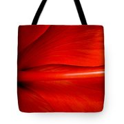 Hibiscus Red Tote Bag
