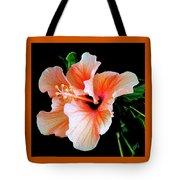 Hibiscus Spectacular Tote Bag by Ben and Raisa Gertsberg