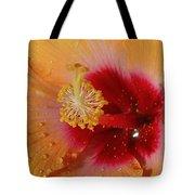 Hibiscus Stamen IIi Tote Bag