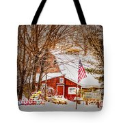 Hickory Lake Woodworks Tote Bag