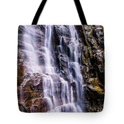 Hickory Nut Falls Tote Bag