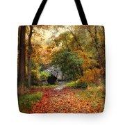 Hidden Away Tote Bag