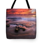 Hidden By The Tides Tote Bag