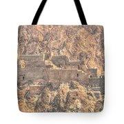 Hidden Castle Tote Bag