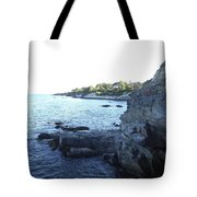 Hidden Cave Tote Bag