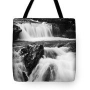 Hidden Falls Sheep River 1 Tote Bag