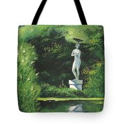 Hidden Garden Tote Bag