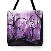 Hidden Hearts Tote Bag