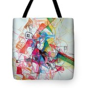 Hidden In The Earth 1 Tote Bag