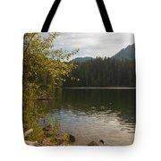 Hidden Lake No. 1 Tote Bag