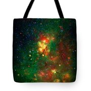Hidden Nebula 2 Tote Bag by Jennifer Rondinelli Reilly - Fine Art Photography