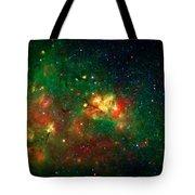 Hidden Nebula Tote Bag