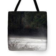 Hidden Places-beyond The Water Tote Bag