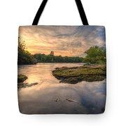 Hidden River Tote Bag