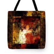 Hidden Square Tote Bag by Andee Design