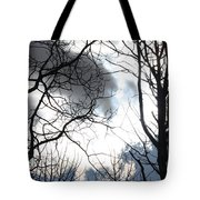 Hidden Sun Tote Bag