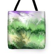 hidden valley VII Tote Bag