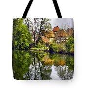 Hidden Village Tote Bag