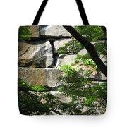 Hidden Waterfall Tote Bag