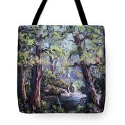 Hidden Waters Tote Bag